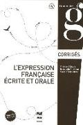 Cover-Bild zu L'Expression française écrite et orale von Abbadie, Christian