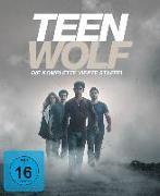 Cover-Bild zu Teen Wolf - Staffel 4 von Tyler Posey (Schausp.)