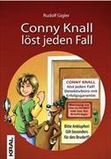 Cover-Bild zu Conny Knall löst jeden Fall von Schuppler, Rudolf