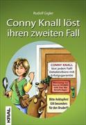 Cover-Bild zu Conny Knall löst ihren zweiten Fall von Gigler, Rudolf