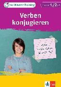 Cover-Bild zu Klett 10-Minuten-Training Latein Grammatik Verben konjugieren 1./2. Lernjahr (eBook) von Nickel, Rainer