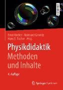 Cover-Bild zu Physikdidaktik | Methoden und Inhalte (eBook) von Kircher, Ernst (Hrsg.)