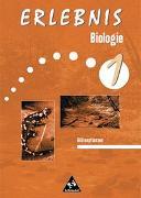 Cover-Bild zu Erlebnis Biologie / Erlebnis Biologie - Themenorientierte Arbeitshefte - Ausgabe 1999 von Beuck, Hans-Günther