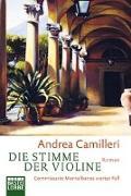 Cover-Bild zu Camilleri, Andrea: Die Stimme der Violine
