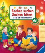 Cover-Bild zu Nahrgang, Frauke: Sachen suchen, Sachen hören: Bald ist Weihnachten