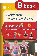Cover-Bild zu Zusatzpaket zu Wortarten - einfach märchenhaft (eBook)