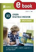 Cover-Bild zu 33 Ideen Digitale Medien Erdkunde (eBook) von Hermes, André