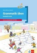Cover-Bild zu Grammatik üben - Lernstufe 3 von Doukas-Handschuh, Denise
