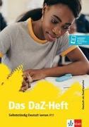 Cover-Bild zu Das DaZ-Heft A1.1. Buch + online von Doukas-Handschuh, Denise