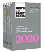 Cover-Bild zu Review, Harvard Business: 5 Years of Must Reads from HBR: 2020 Edition (5 Books) (eBook)