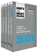 Cover-Bild zu Review, Harvard Business: 5 Years of Must Reads from HBR: 2021 Edition (5 Books) (eBook)