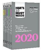 Cover-Bild zu Review, Harvard Business: 5 Years of Must Reads from HBR: 2020 Edition (5 Books)