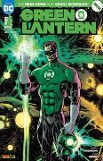 Cover-Bild zu Morrison, Grant: Green Lantern