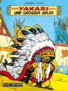 Cover-Bild zu Derib, Claude: Yakari und grosser Adler