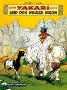 Cover-Bild zu Derib, Claude: Yakari und der weisse Bison