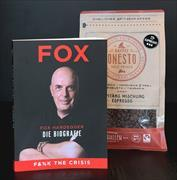 Cover-Bild zu Hardegger, Fox: Buch & Kaffee / FUCK THE CRISIS