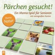 Cover-Bild zu Pärchen gesucht! Thema: Natur von Verlag an der Ruhr, Redaktionsteam