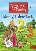 Cover-Bild zu Nordqvist, Sven: Pettersson und Findus: Mein Zahlen-Block