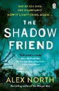 Cover-Bild zu North, Alex: The Shadow Friend (eBook)