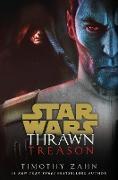 Cover-Bild zu Thrawn: Treason (eBook) von Zahn, Timothy