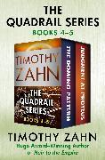 Cover-Bild zu The Quadrail Series Books 4-5 (eBook) von Zahn, Timothy