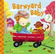 Cover-Bild zu Broach, Elise: Barnyard Baby