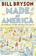 Cover-Bild zu Made in America von Bryson, Bill