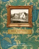 Cover-Bild zu At Home (Illustrated Edition) (eBook) von Bryson, Bill