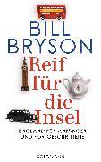 Cover-Bild zu Reif für die Insel (eBook) von Bryson, Bill