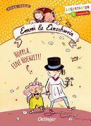 Cover-Bild zu Böhm, Anna: Emmi & Einschwein. Hoppla, eine Hochzeit!