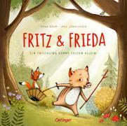 Cover-Bild zu Böhm, Anna: Fritz und Frieda