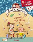 Cover-Bild zu Böhm, Anna: Emmi & Einschwein. Einschweins erster Schultag