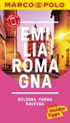 Cover-Bild zu Dürr, Bettina: MARCO POLO Reiseführer Emilia-Romagna, Bologna, Parma, Ravenna (eBook)