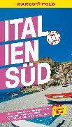 Cover-Bild zu Dürr, Bettina: MARCO POLO Reiseführer Italien Süd (eBook)