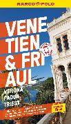 Cover-Bild zu Dürr, Bettina: MARCO POLO Reiseführer Venetien, Friaul, Verona, Padua, Triest (eBook)