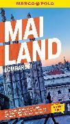 Cover-Bild zu Klüver, Henning: MARCO POLO Reiseführer Mailand, Lombardei (eBook)