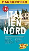 Cover-Bild zu Dürr, Bettina: MARCO POLO Reiseführer Italien Nord