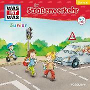 Cover-Bild zu Koppelmann, Viviane Michele Antonie: WAS IST WAS Junior Hörspiel. Im Straßenverkehr (Audio Download)