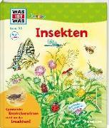Cover-Bild zu Oftring, Bärbel: WAS IST WAS Junior Band 33. Insekten