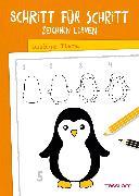 Cover-Bild zu Green, Martina (Illustr.): Schritt für Schritt Zeichnen lernen. Lustige Tiere (eBook)