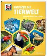 Cover-Bild zu Tessloff Verlag Ragnar Tessloff GmbH & Co.KG (Hrsg.): WAS IST WAS Entdecke die Tierwelt