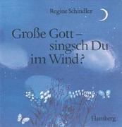 Cover-Bild zu Schindler, Regine (Hrsg.): Grosse Gott - singsch Du im Wind?