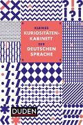 Cover-Bild zu Kleines Kuriositätenkabinett der deutschen Sprache