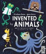 Cover-Bild zu Dorion, Christiane: Invented by Animals: Meet the Creatures Who Inspired Our Everyday Technology