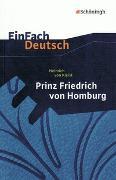 Cover-Bild zu EinFach Deutsch Textausgaben von Kroemer, Roland