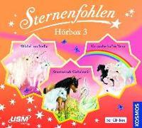 Cover-Bild zu Die große Sternenfohlen Hörbox Folgen 7-9 (3 Audio CDs)