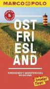 Cover-Bild zu Bötig, Klaus: MARCO POLO Reiseführer Ostfriesland, Nordseeküste, Niedersachsen, Helgoland