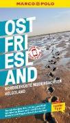 Cover-Bild zu Berentzen, Maria: MARCO POLO Reiseführer Ostfriesland, Nordseeküste, Niedersachsen, Helgoland