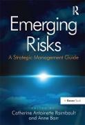 Cover-Bild zu Barr, Anne: Emerging Risks (eBook)