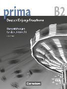 Cover-Bild zu Prima - Die Mittelstufe, B2, Handreichungen für den Unterricht von Jin, Friederike